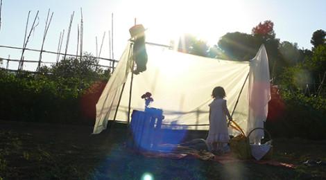 Una tarde en el huerto: picnic mediterráneo