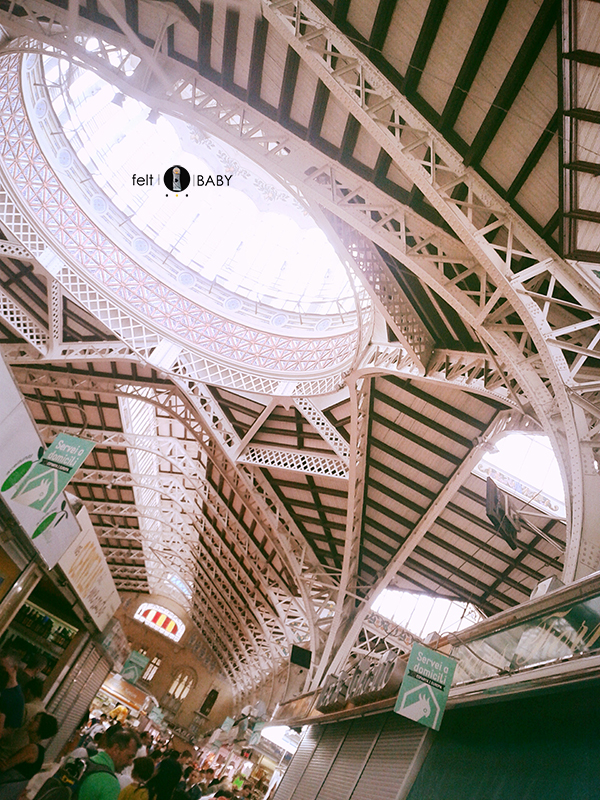 Escapada a Valencia mercado central