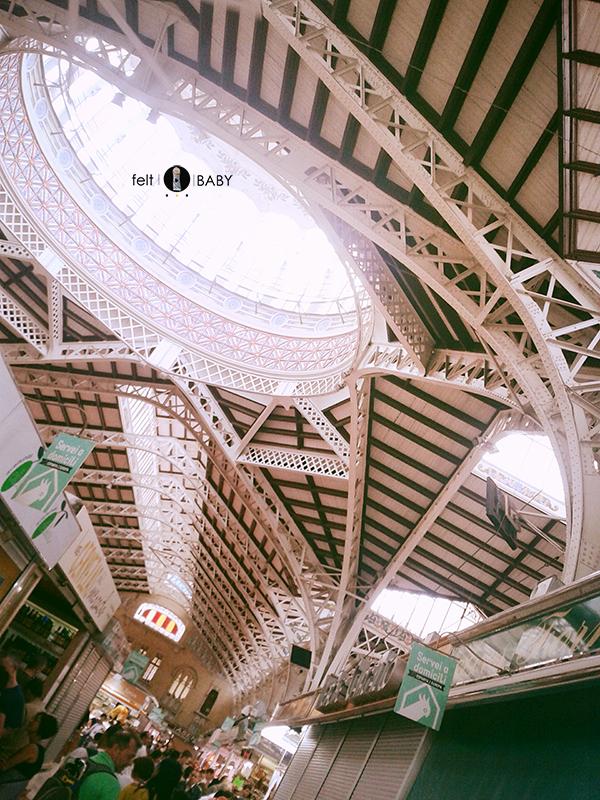 Escapada a Valencia mercado central
