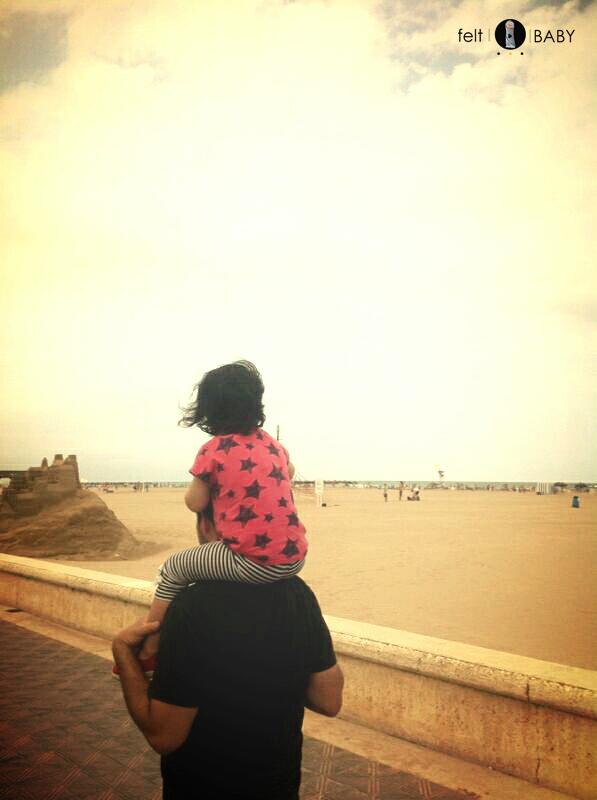 Escapada a Valencia paseo marítimo
