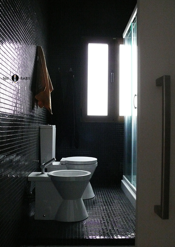 Piso en el centro: baño