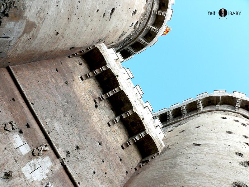 Escapada a Valencia torres de serrano