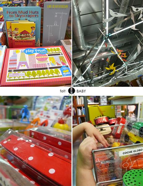 Lifestyle blog feltbaby caixaforum objetos tienda