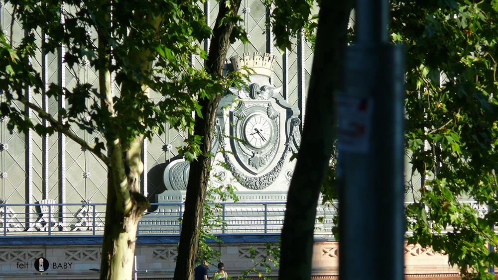 feltbaby Reloj de atocha