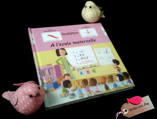 Libro en francés infantil