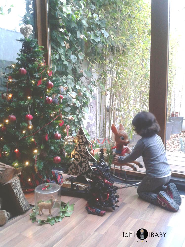 Navidad feltbaby a