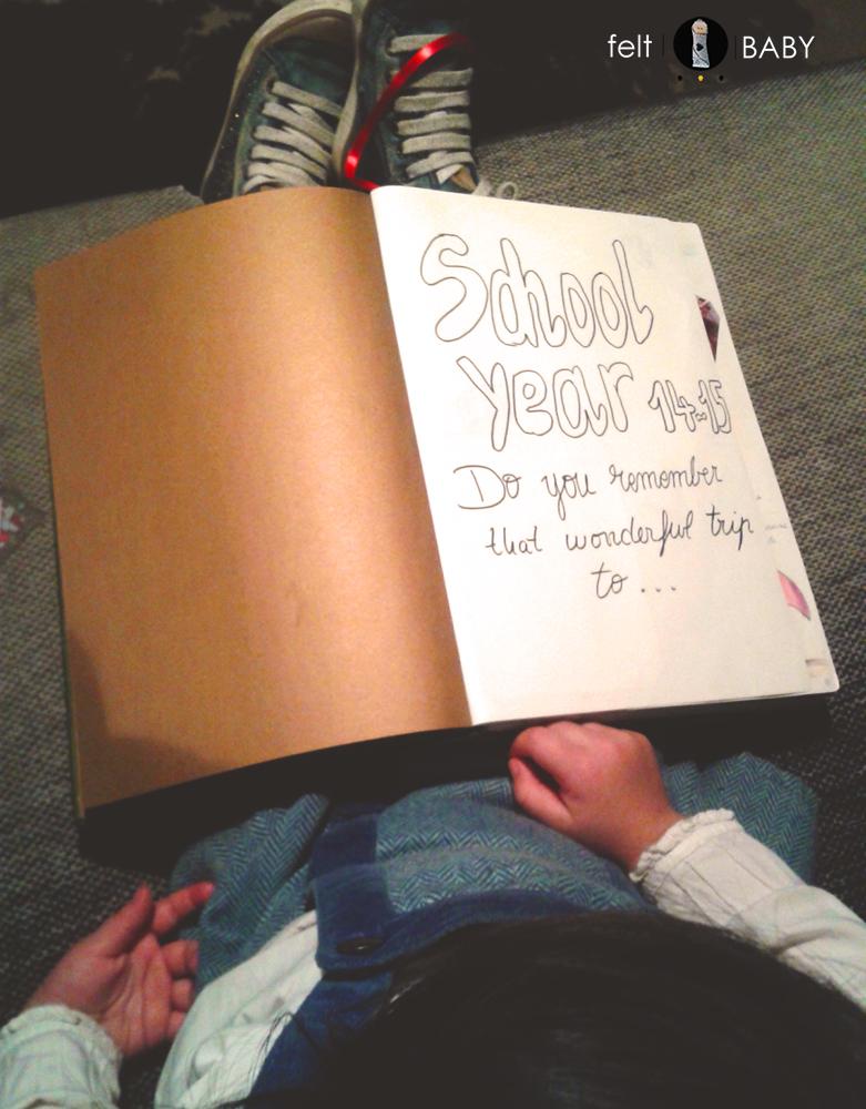 Tema del libro viajero de este año feltbaby blog