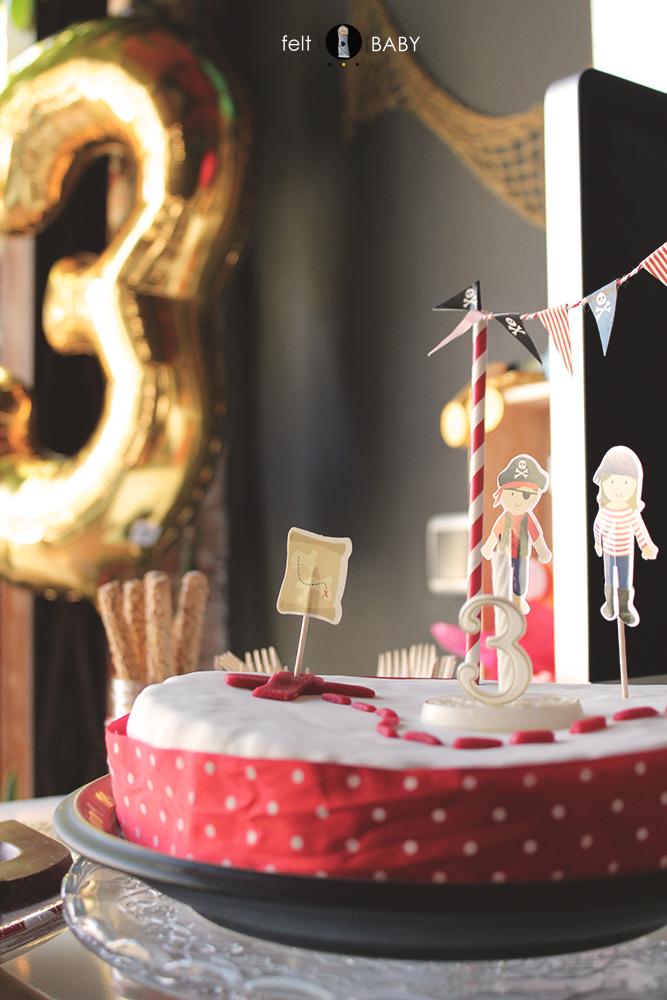 Cumpleaños infantil feltbaby blog g