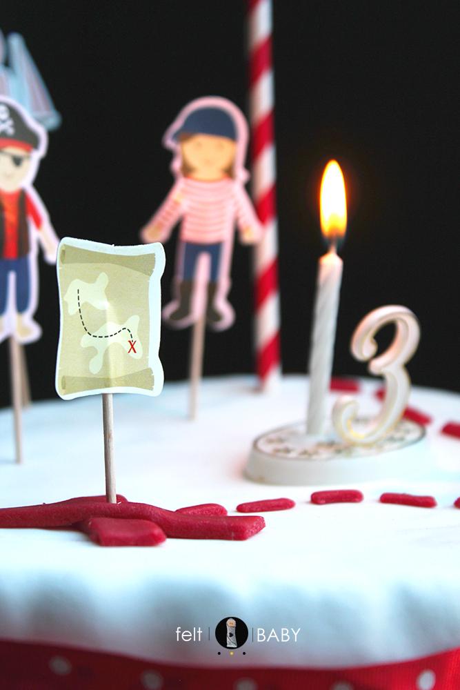 Cumpleaños infantil feltbaby blog h