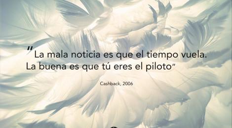 frase de cine de Cashback