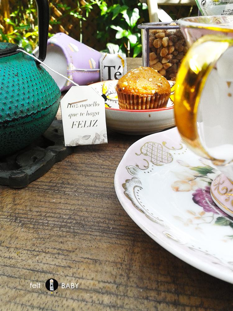 Frase en el té
