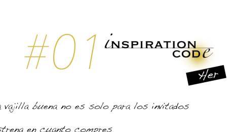 #01 Inspiration Code · Her