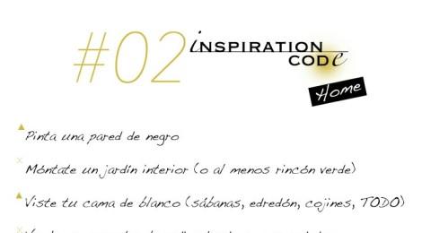 #02 Inspiration Code · Home