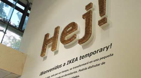 Ikea Temporary Madrid: cerca de ti